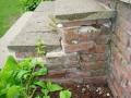 Brick Step Repair - Before