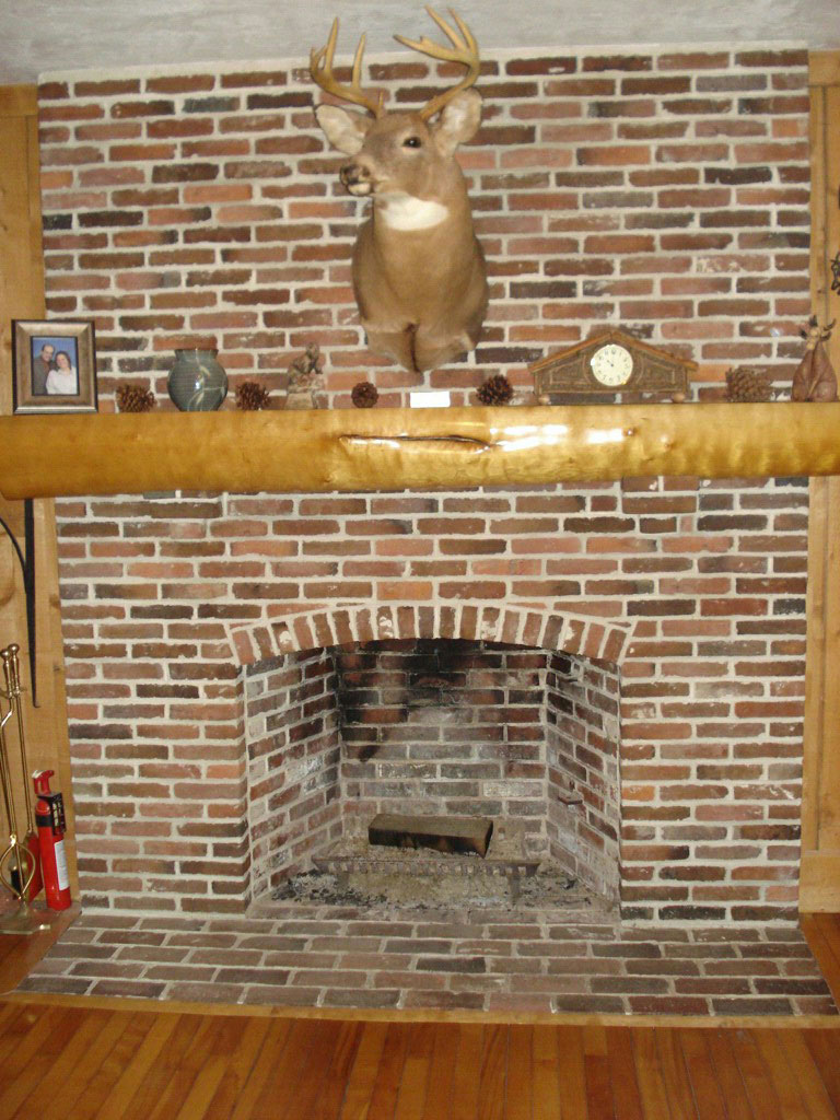 Repair Brick Fireplace Hearth Fireplaces