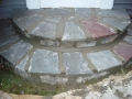 Flagstone Step Repair