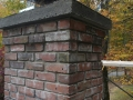 Chimney Repair with used Brick