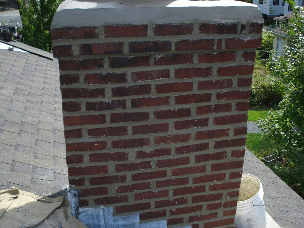 Repointing After