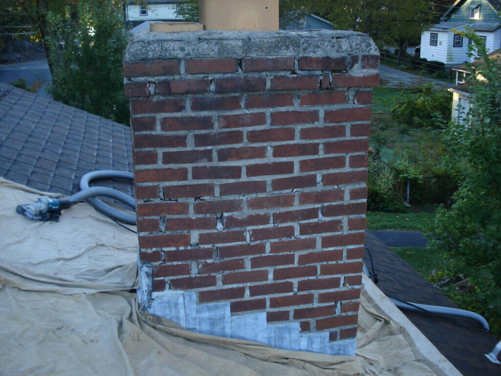 Repointing Before