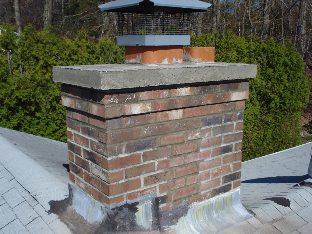 Chimney Repair - After