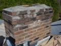 Chimney Repair - Before