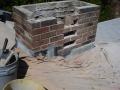 Chimney Repair - During