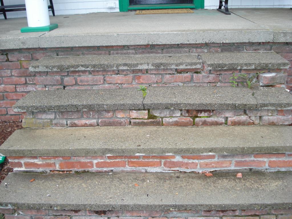 Step And Sidewalk Repair 183 Keller S Chimney Repair