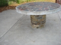 Stone table